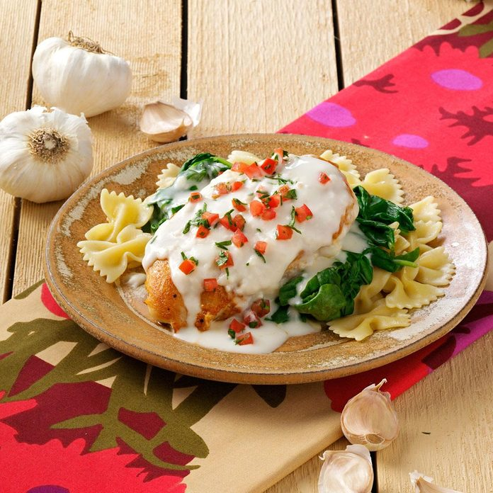 Saucy Garlic Chicken For Two Exps114594 Th1999634d10 01 2bc Rms 4