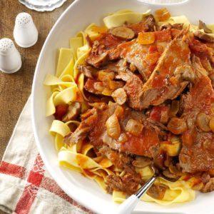 Saucy Italian Roast