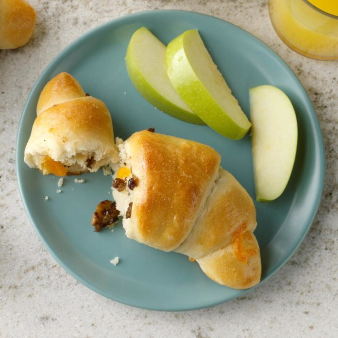Sausage Cheese Crescents