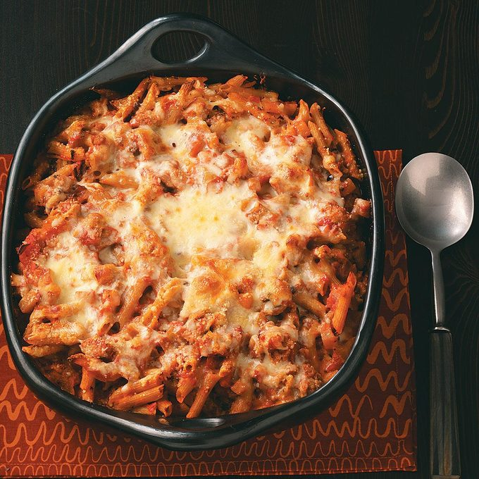 Sausage Penne Bake Exps49816 Thhc1997843d09 09 3bc Rms 2