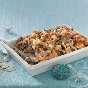 Sausage Sourdough Stuffing