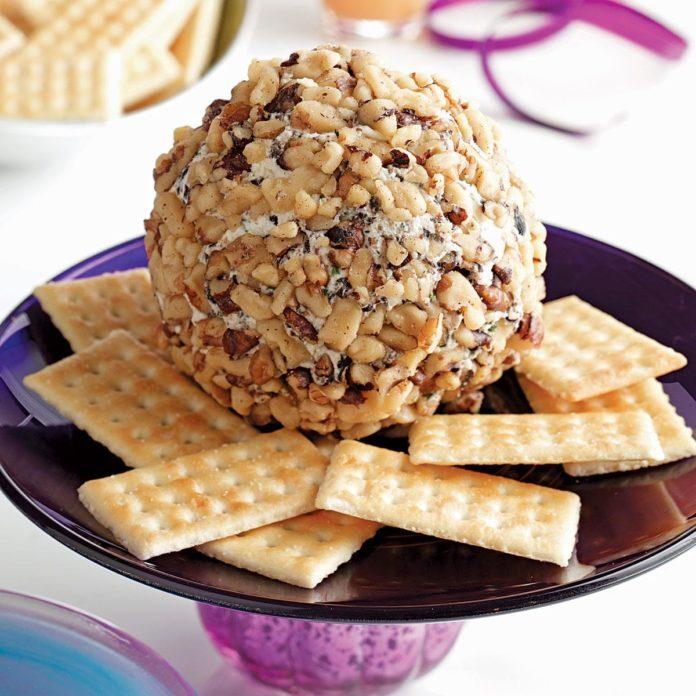 Savory Cheese Ball