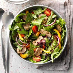 Savory Pork Salad