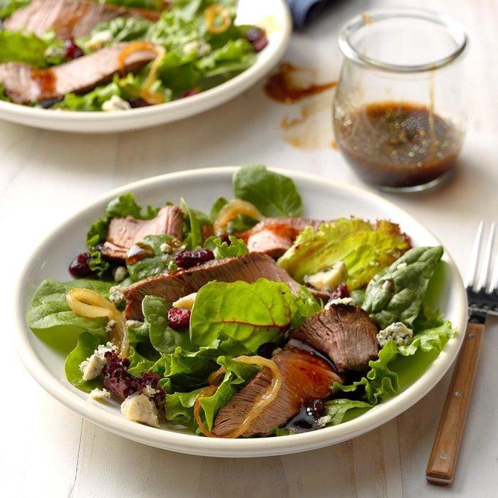 Savory Steak Salad