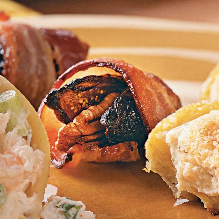 Savory Stuffed Figs