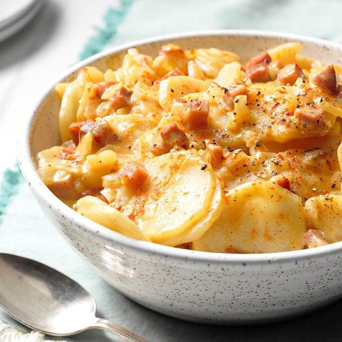 Scalloped Potatoes & Ham