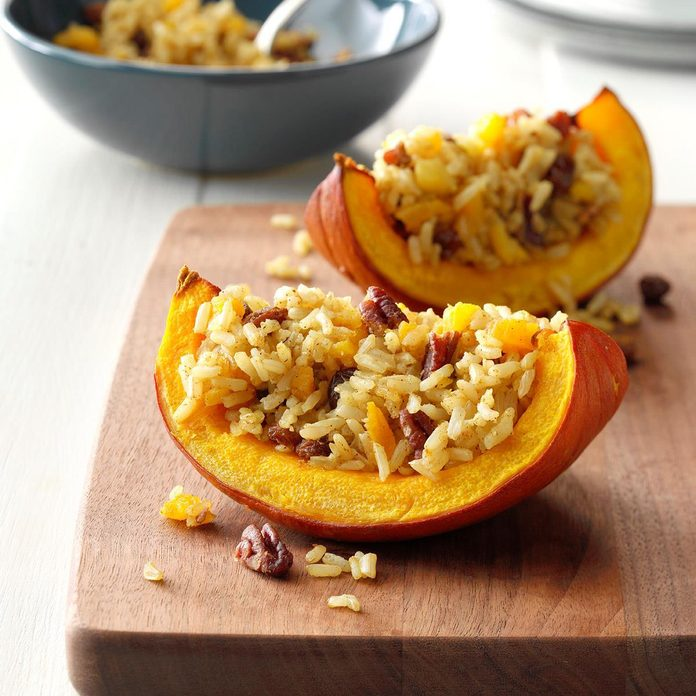 Scented Rice In Baked Pumpkin Exps Pcbbz19 40481 E09 19 1b 10