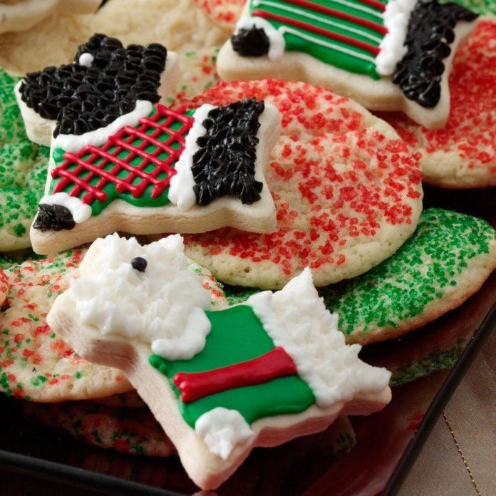 Scottie Cookies