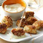 Sesame Chicken Bites