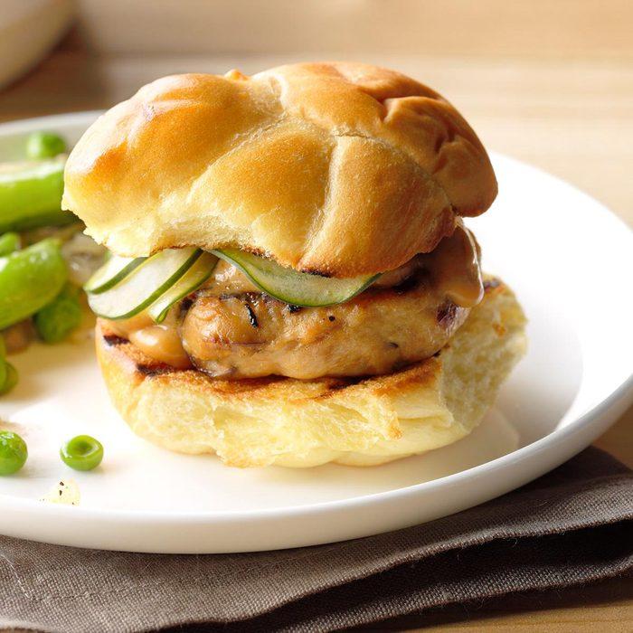 Prosecco: Shiitake-Chicken Sliders