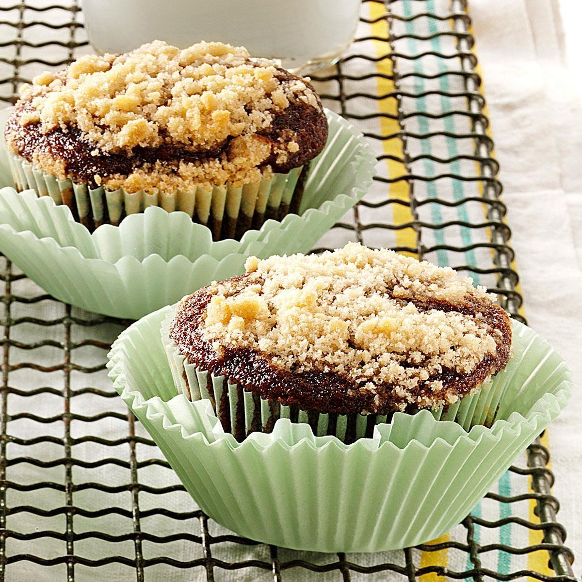 Shoofly Cupcakes