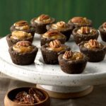 Shortcut Coconut-Pecan Chocolate Tassies