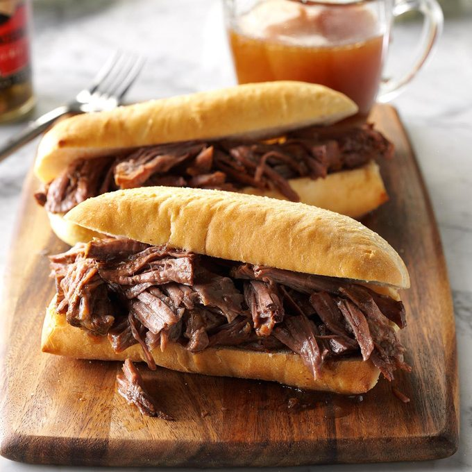 41: Shredded French Dip