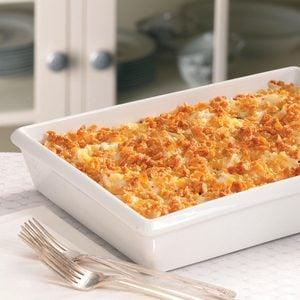 Shredded Potato Casserole