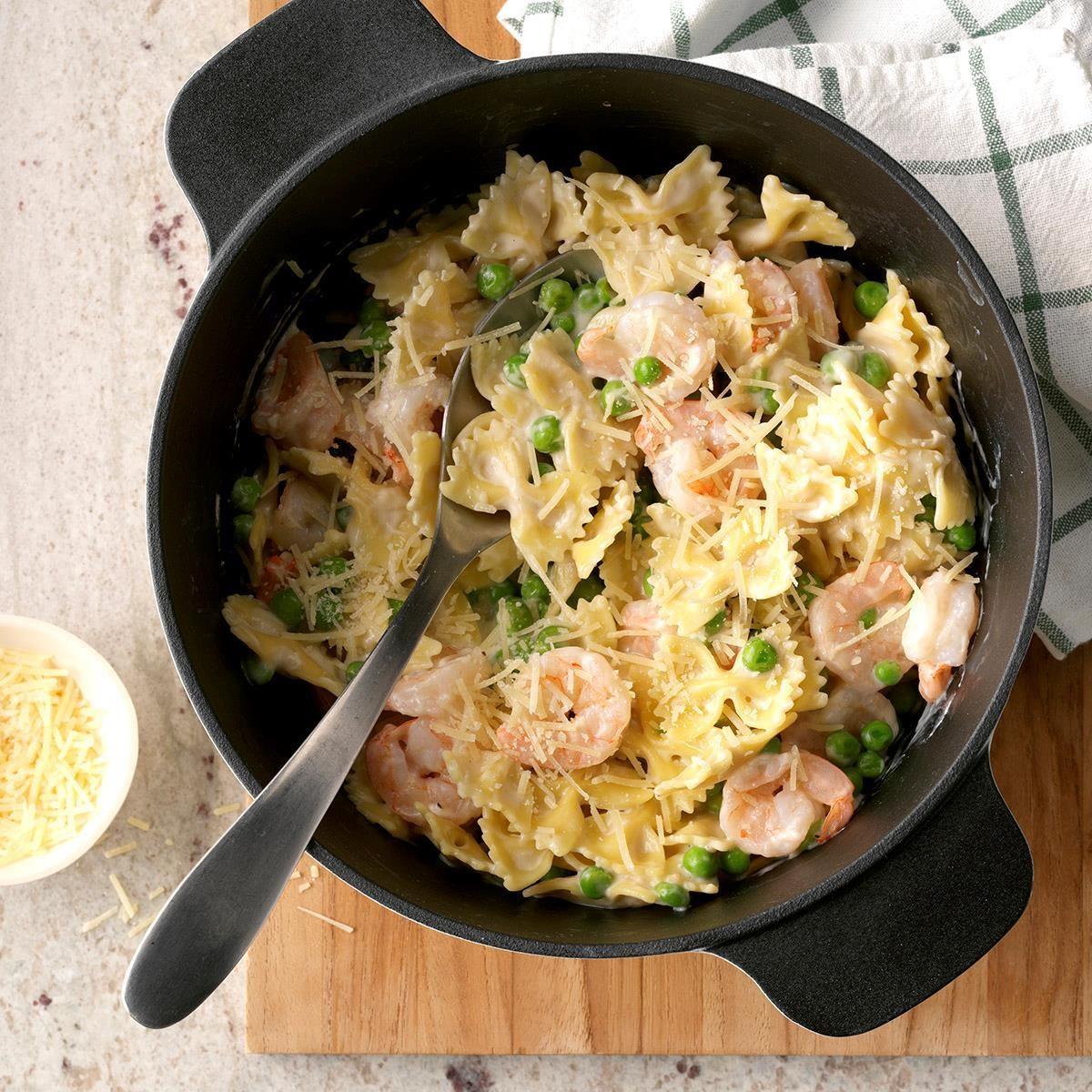Super Simple 5-Ingredient Shrimp Recipes
