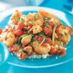 Shrimp and Scallop Couscous