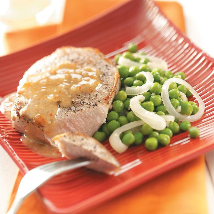 Simple Italian Pork Chops