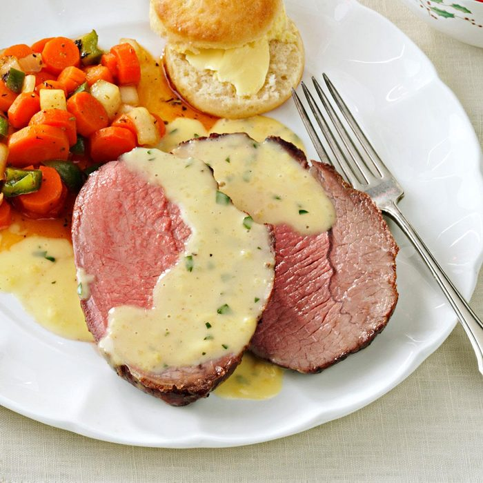 Sirloin with Bearnaise Sauce