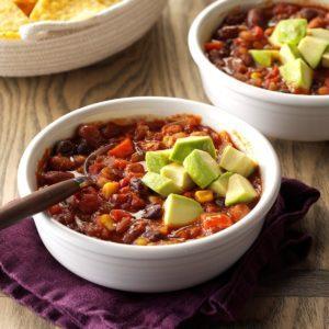 Six-Bean Chili