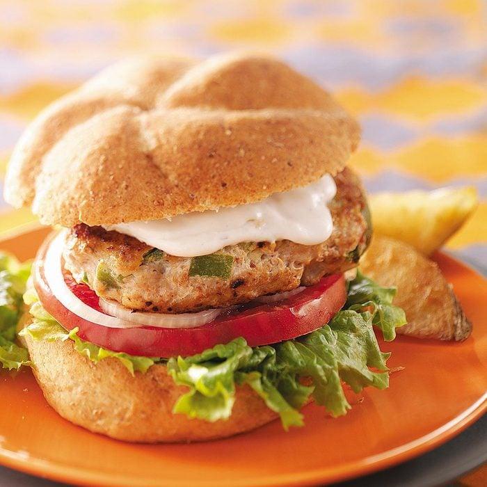 Skillet Ranch Burgers