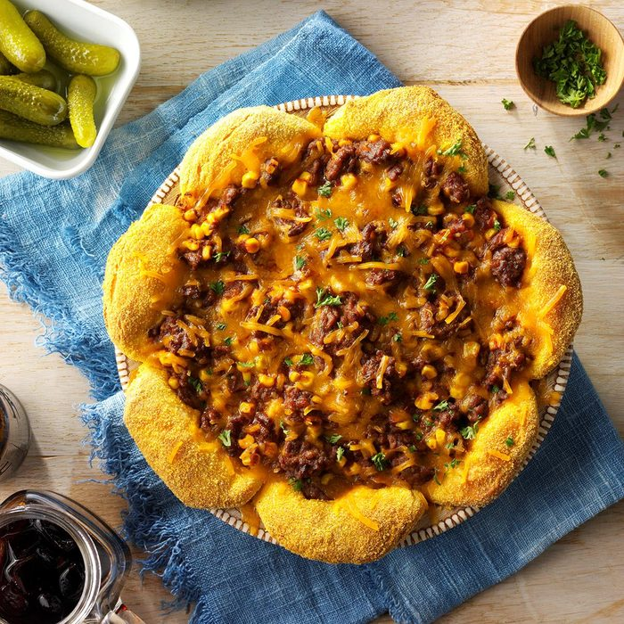 Sloppy Joe Pie