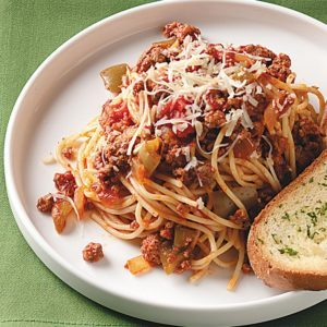 Slow-Cooked Beef Spaghetti Sauce