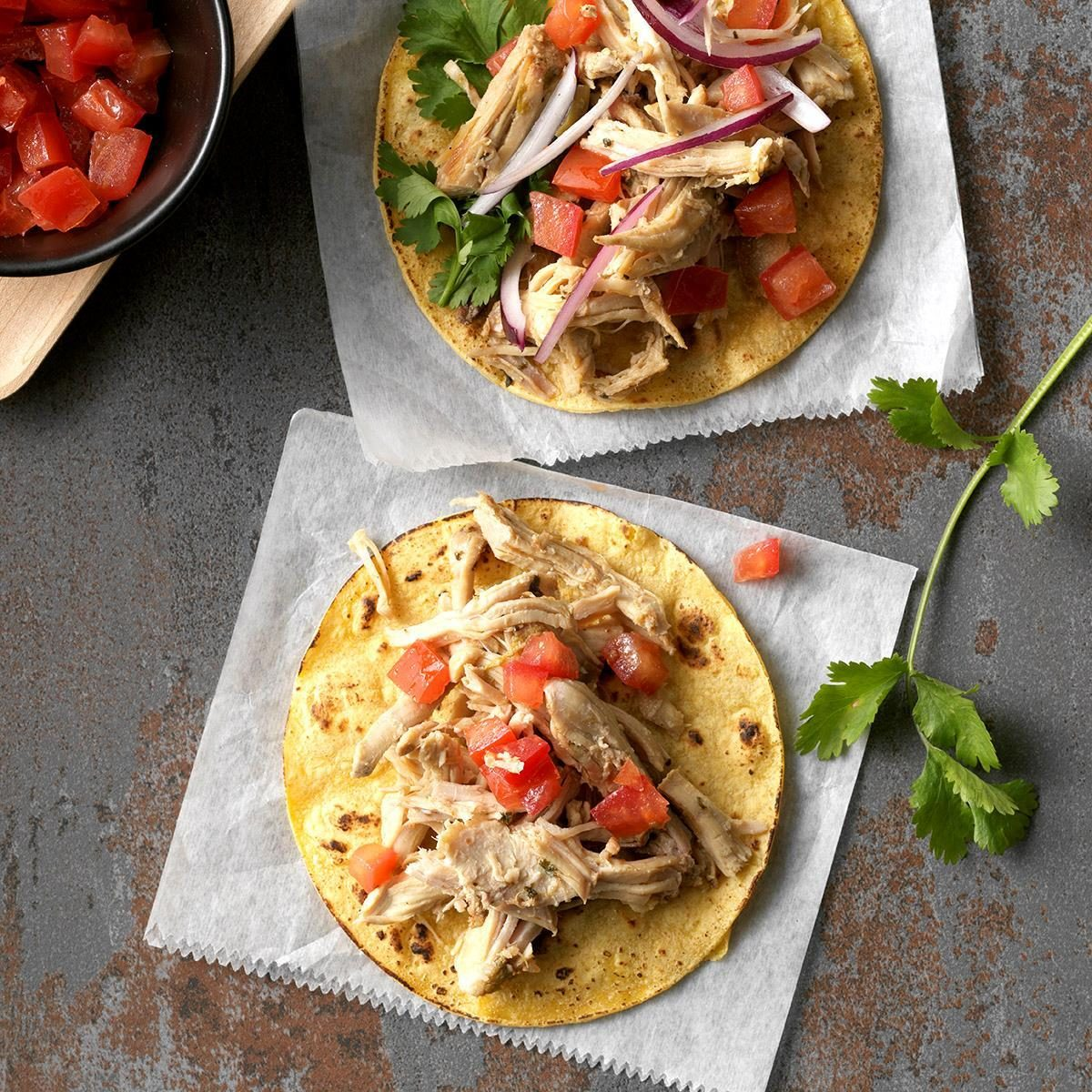 22: Slow-Cooked Carnitas