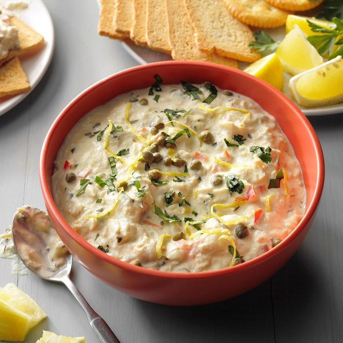 Slow-Cooked Crab Dip