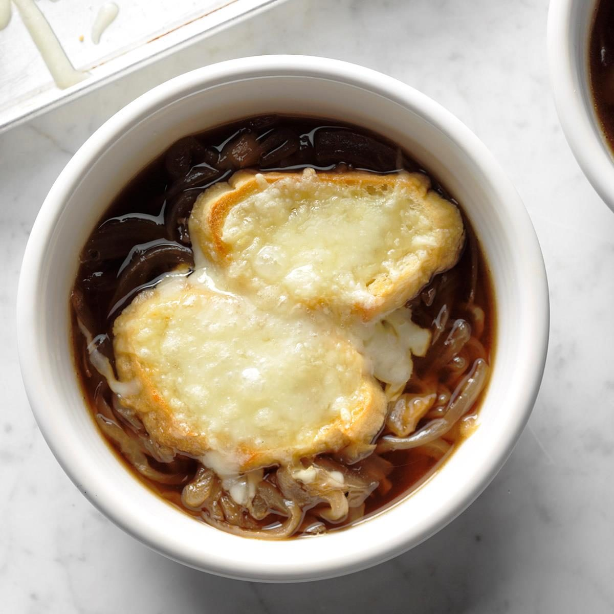 Slow-Cooked French Onion Soup