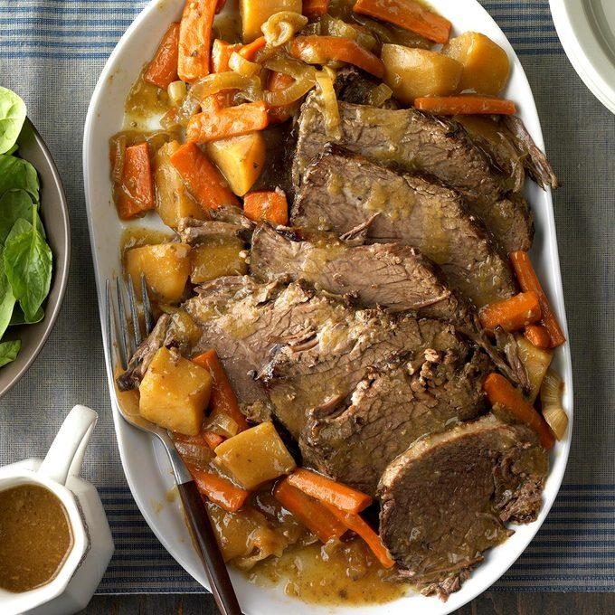 Slow Cooked Rump Roast Exps Hscbz17 16600 C07 27 2b