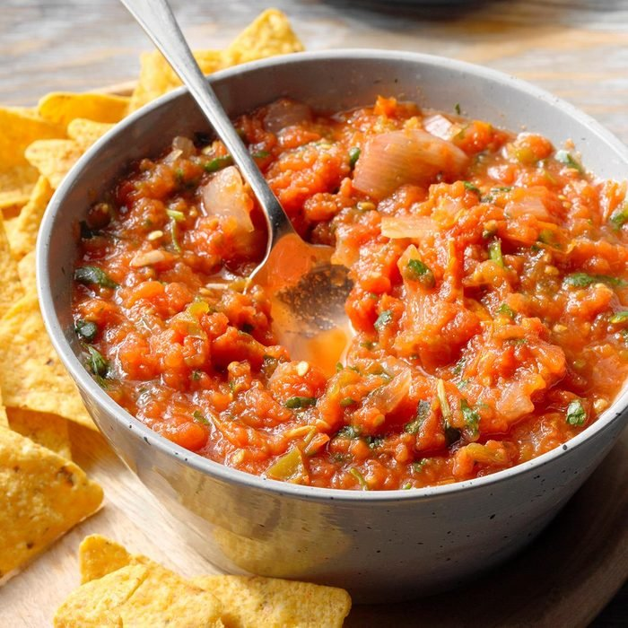 Inspired By: Chili's Fresh Salsa