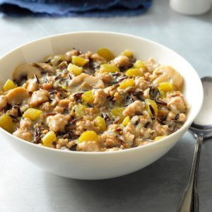 Slow-Cooked Wild Rice