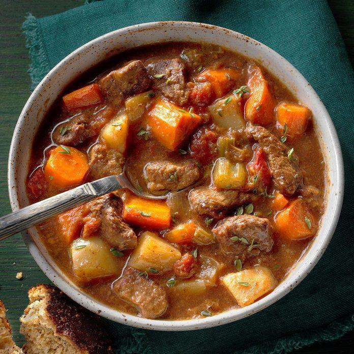 51: Slow Cooker Beef Stew
