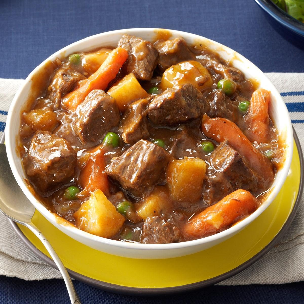 49: Slow Cooker Beef Vegetable Stew