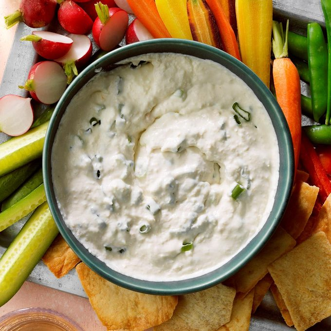 Crab & Green Onion Dip