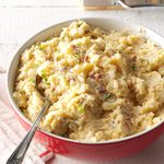 Slow-Cooker Loaded Mashed Potatoes