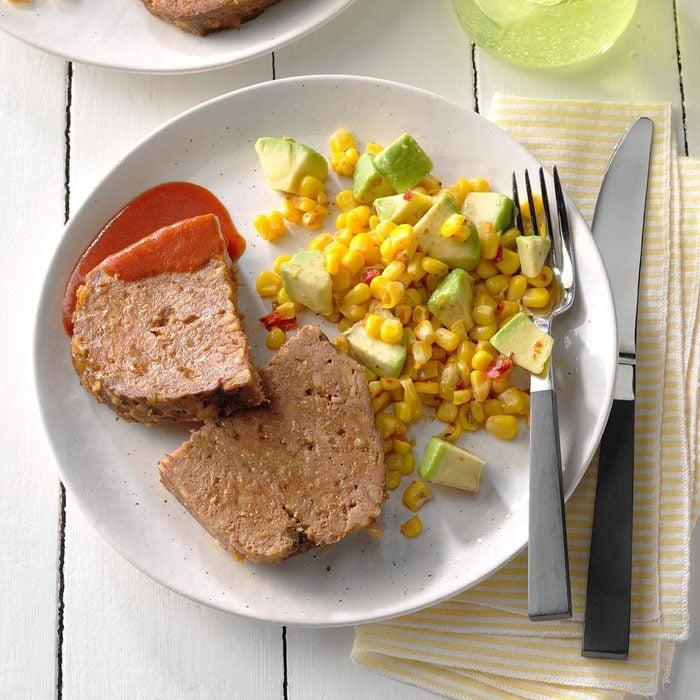Slow-Cooker Meat Loaf