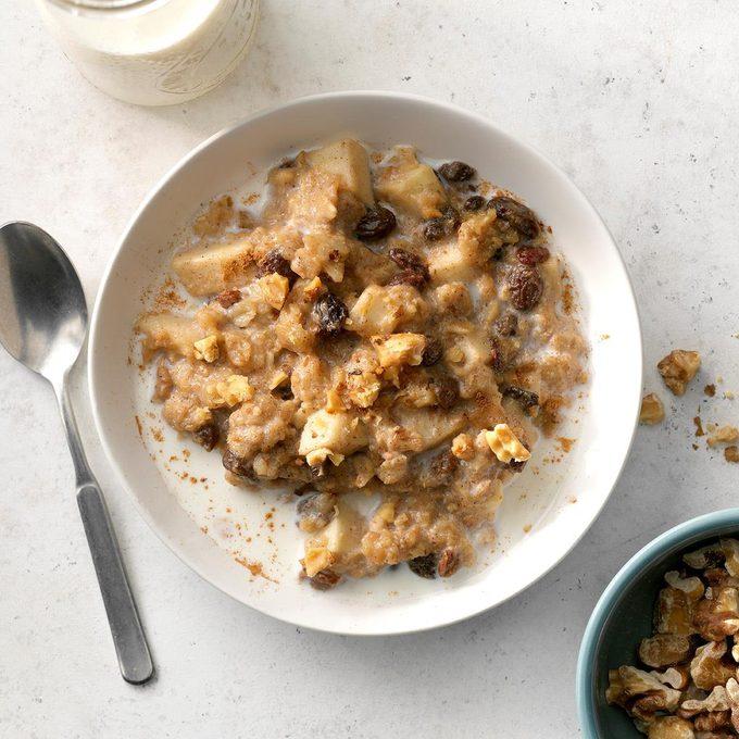 Slow-Cooker Oatmeal