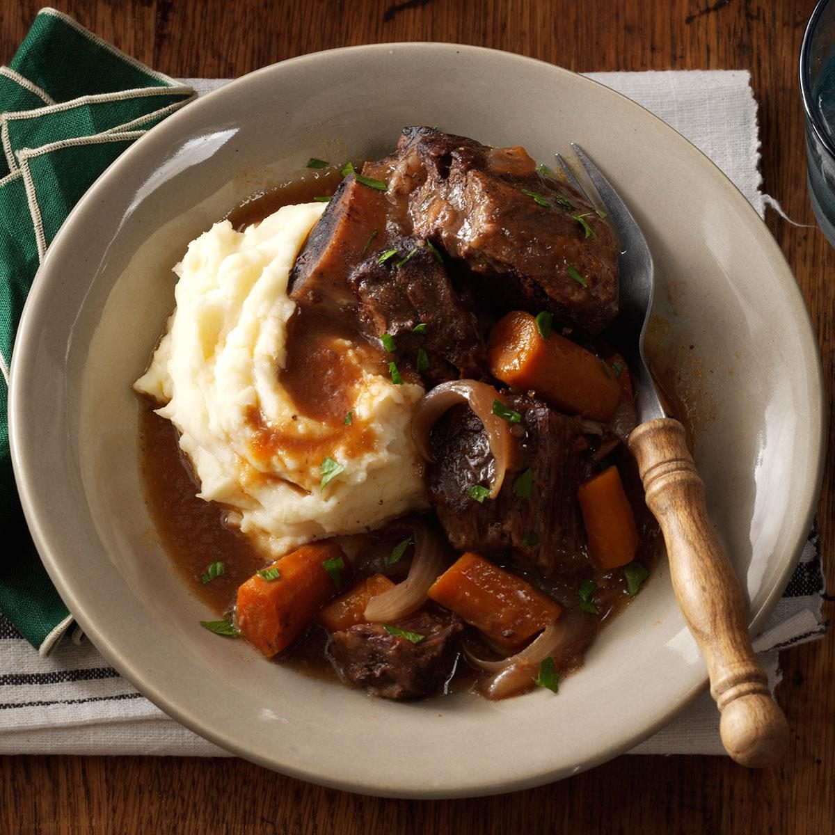 Slow Cooker Dinners: Slow-Cooker Short Ribs Recipe