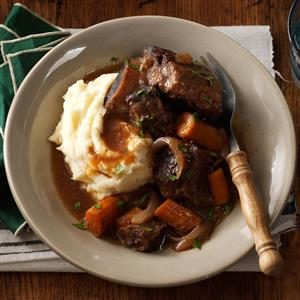 2: Slow-Cooker Short Ribs