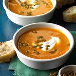 Slow-Cooker Sweet Potato Soup