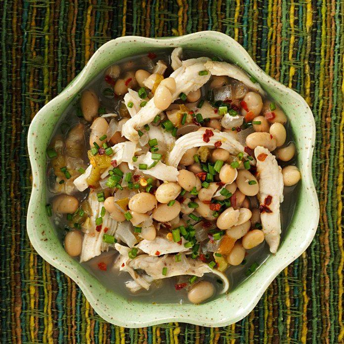 Slow-Cooker White Chili