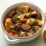 Slow-Simmered Burgundy Beef Stew
