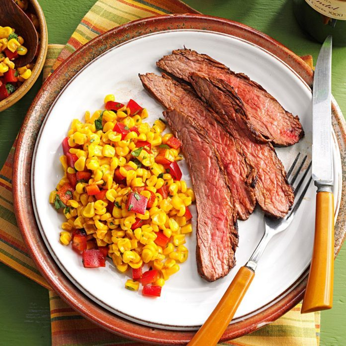 Smoky Corn Salad