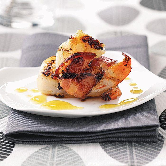 Smoky Grilled Shrimp