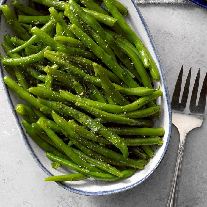 Snappy Green Beans