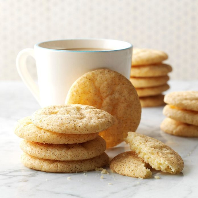 20 Snickerdoodle Cookies (and More) You'll Want To Make ASAP