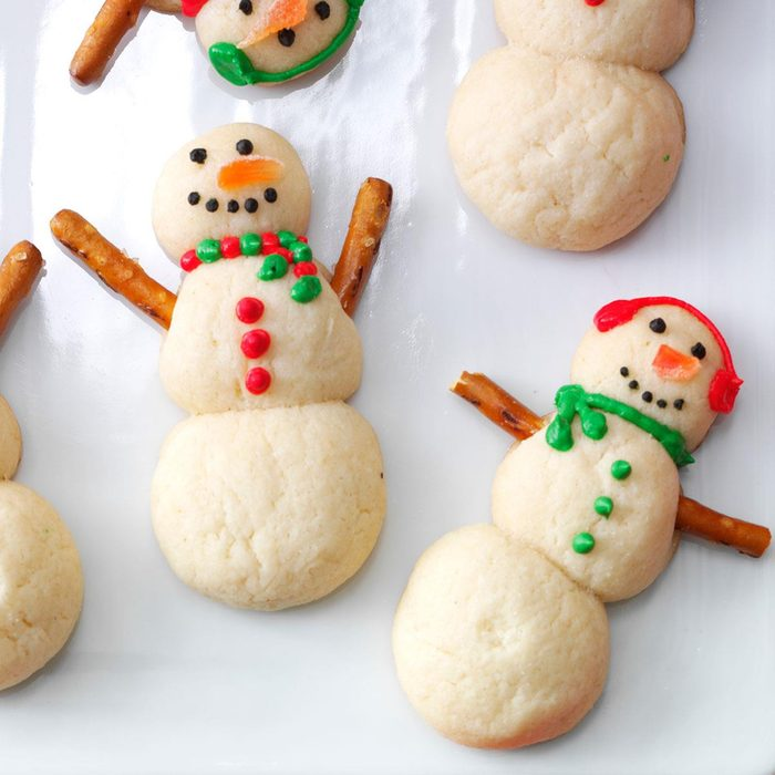 Snowman Christmas Cookies Exps45228 Sd142780c08 08 7bc Rms