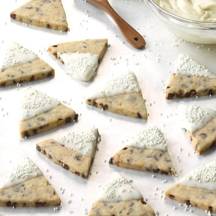 Snowy Mountain Cookies