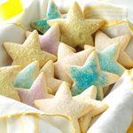 Soft Sugar Cookie Puffs